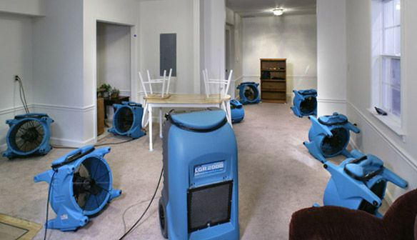 Commercial Flood Damage Cleanup in Indian Wells, CA (7761)