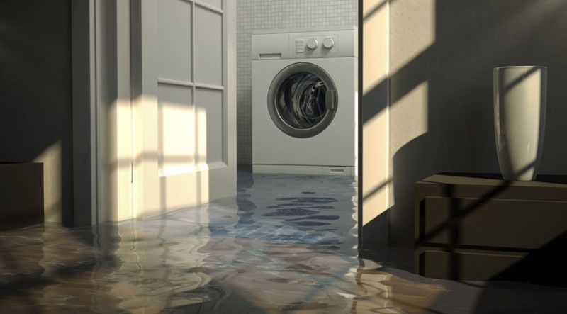 Commercial Water Damage Cleanup in La Quinta, CA (3502)