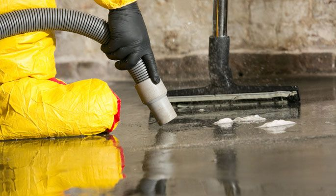 Flood Damage Repairs in Whitewater, CA (577)